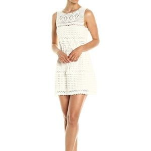 NWT Joie Nawra Crochet Knit Dress Size P/Small